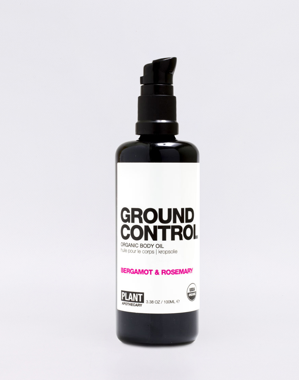 Plant Apothecary Ground Control Body Oil 100 ml