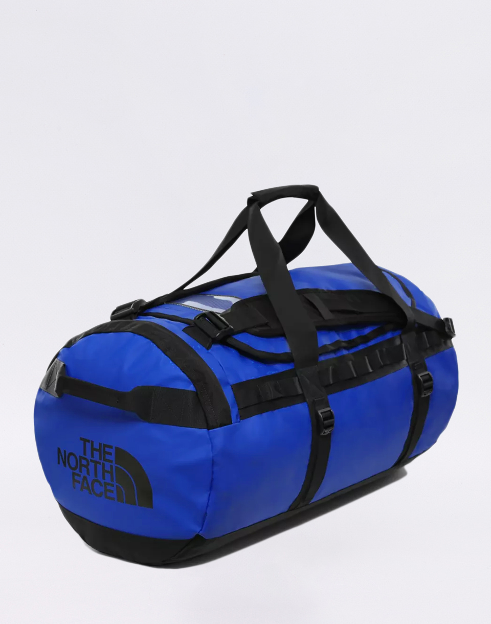 The North Face Base Camp Duffel M TNF BLUE TNF BLACK