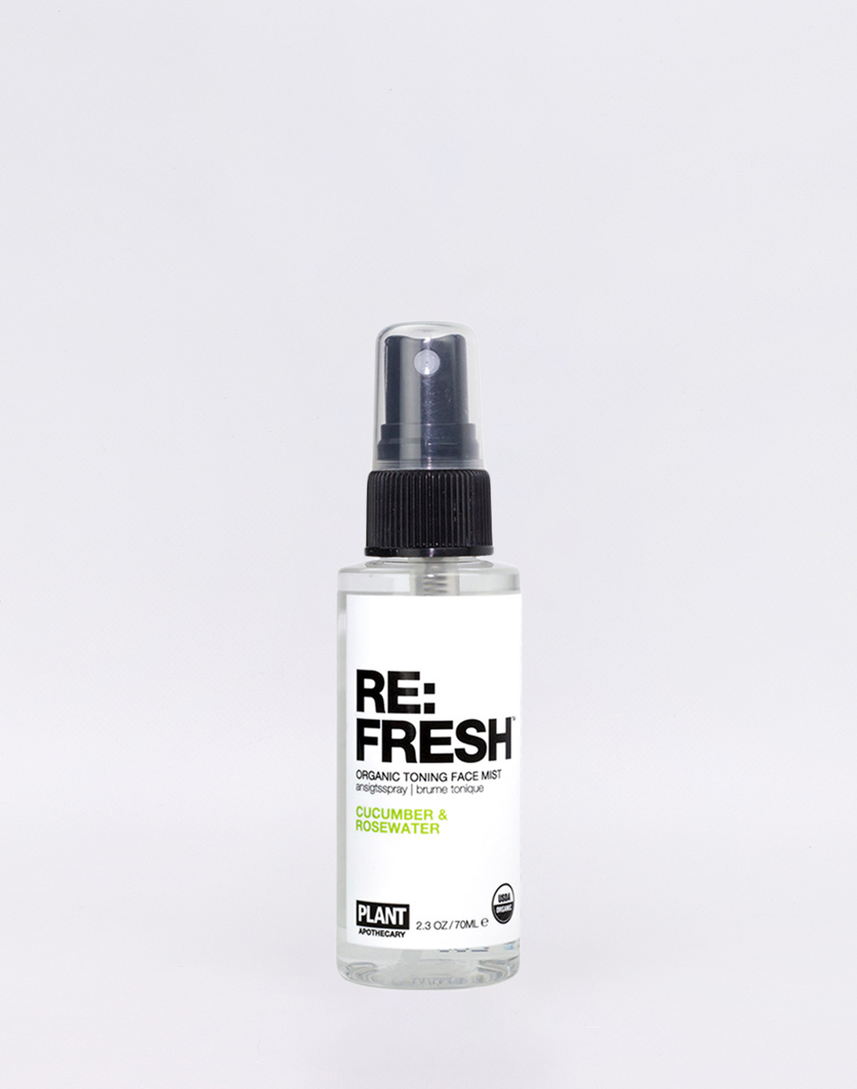 Plant Apothecary Re:Fresh Toning Spray 70 ml