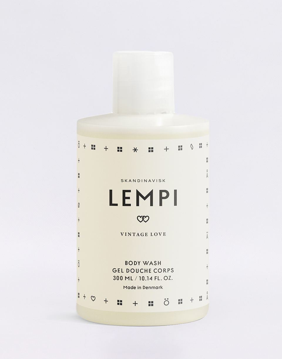 Skandinavisk Lempi 300 ml Body Wash