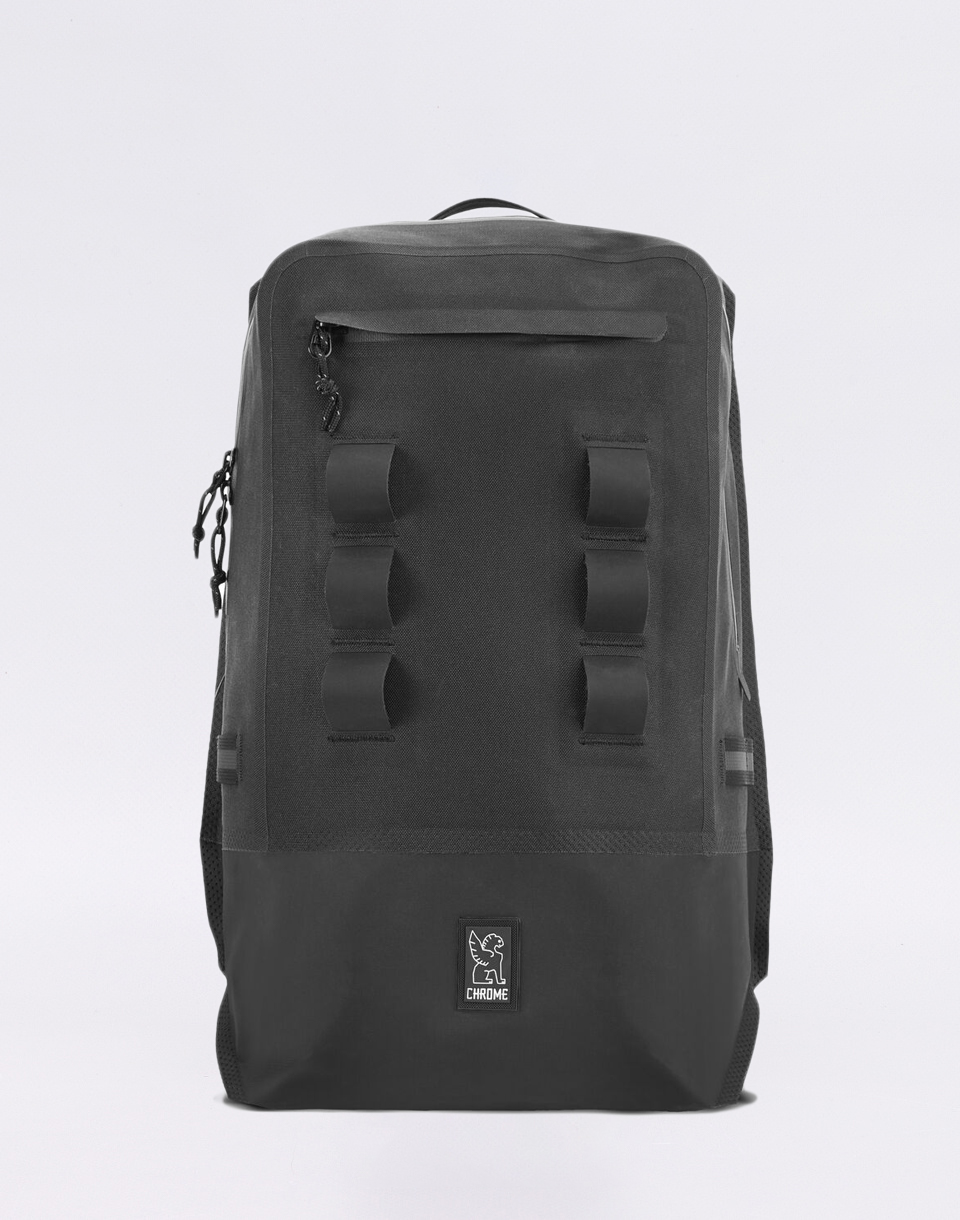 Chrome Industries Urban Ex Tombstone Pack Black   Black