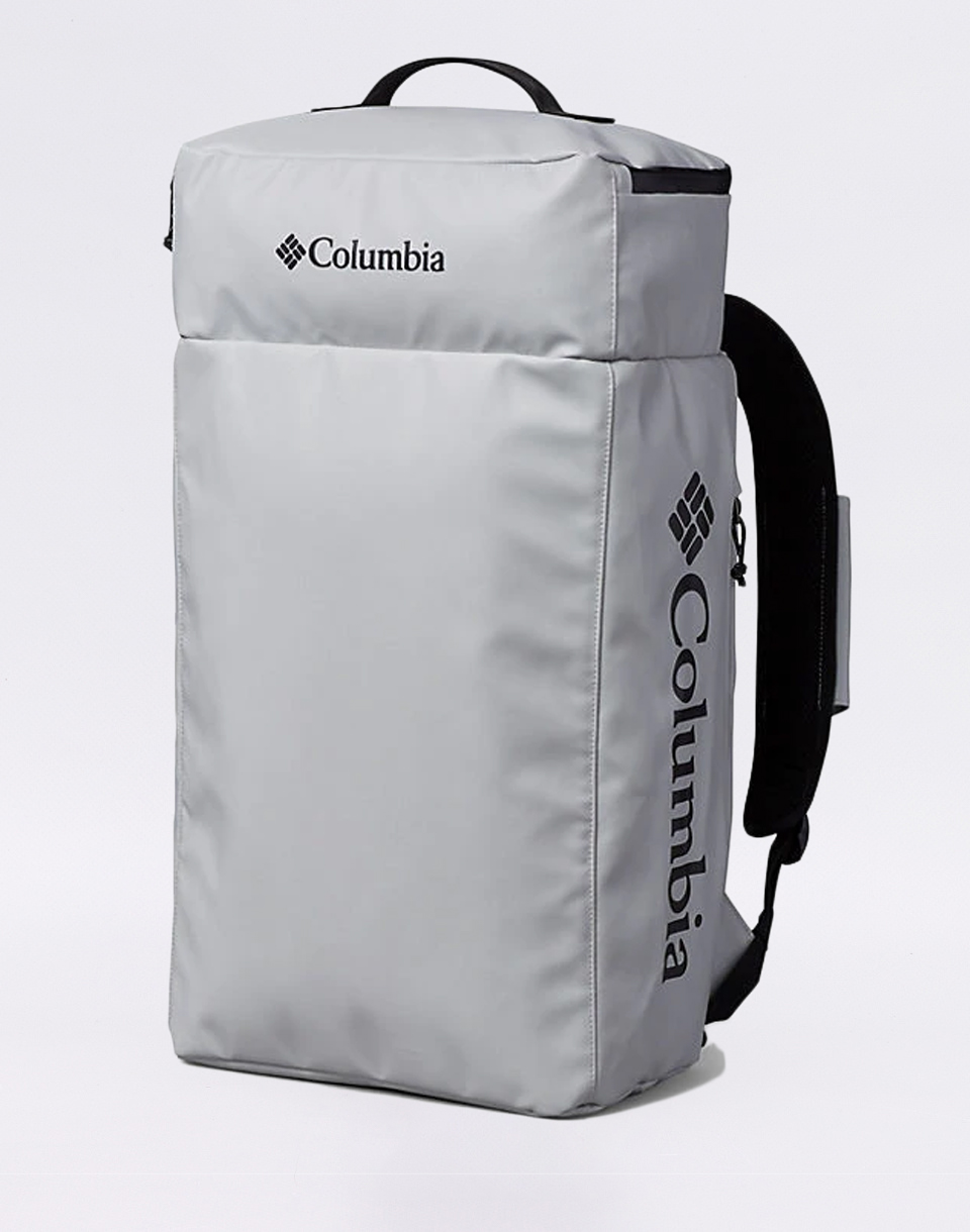 Columbia Street Elite Convertible Duffel Pack 019 Cool Grey