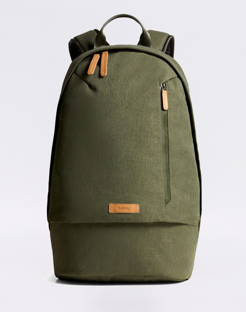 Bellroy Campus Backpack Olive
