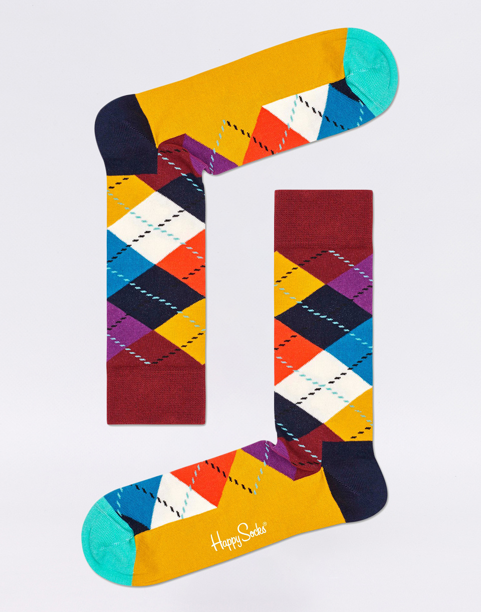 Happy Socks Argyle ARY01 2701 41 46