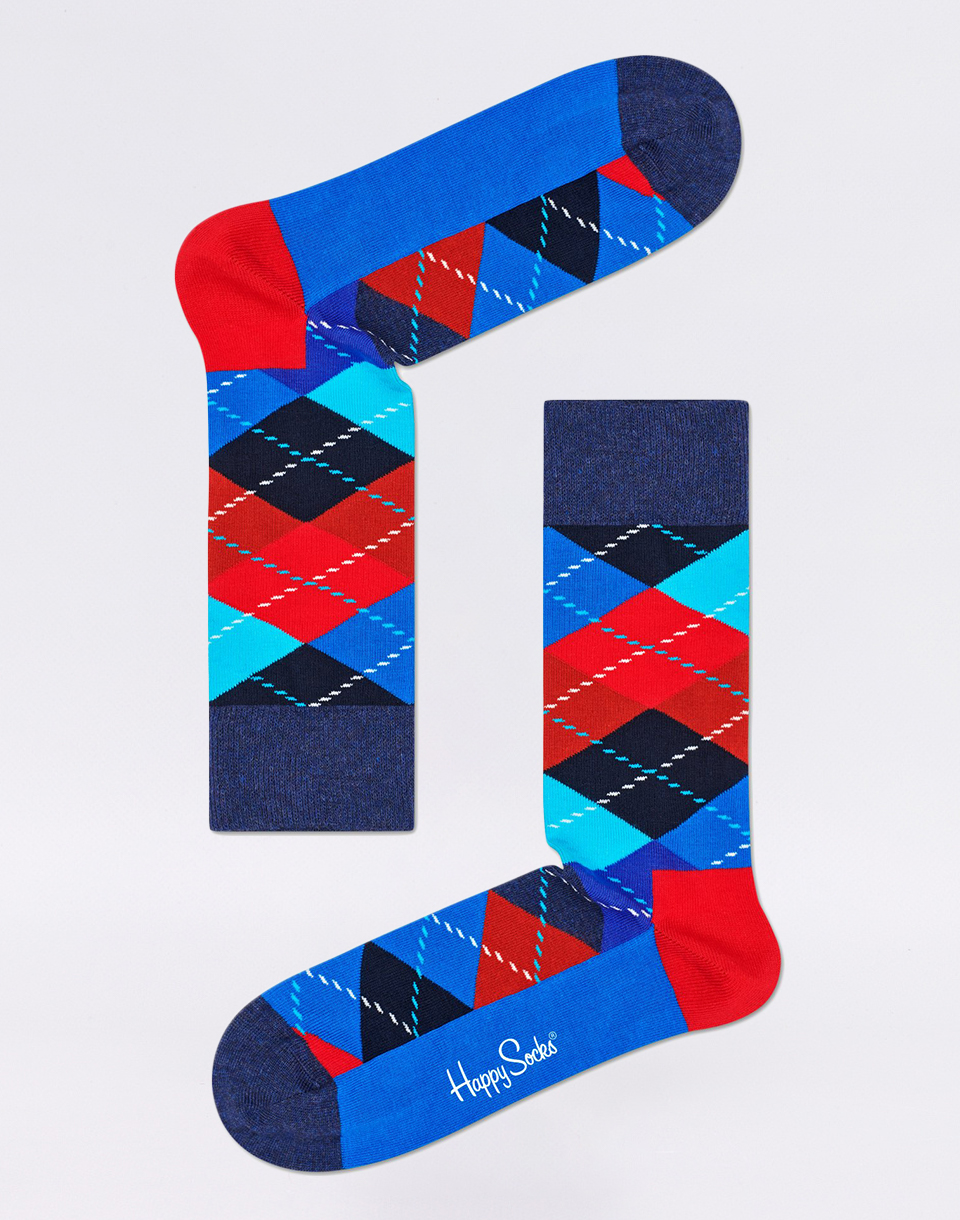Happy Socks Argyle ARY01 6300 41 46