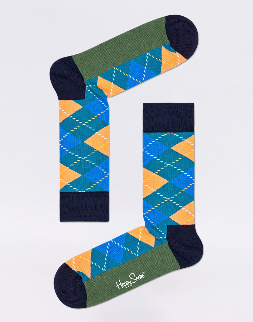 Happy Socks Argyle ARY01 7300 41 46