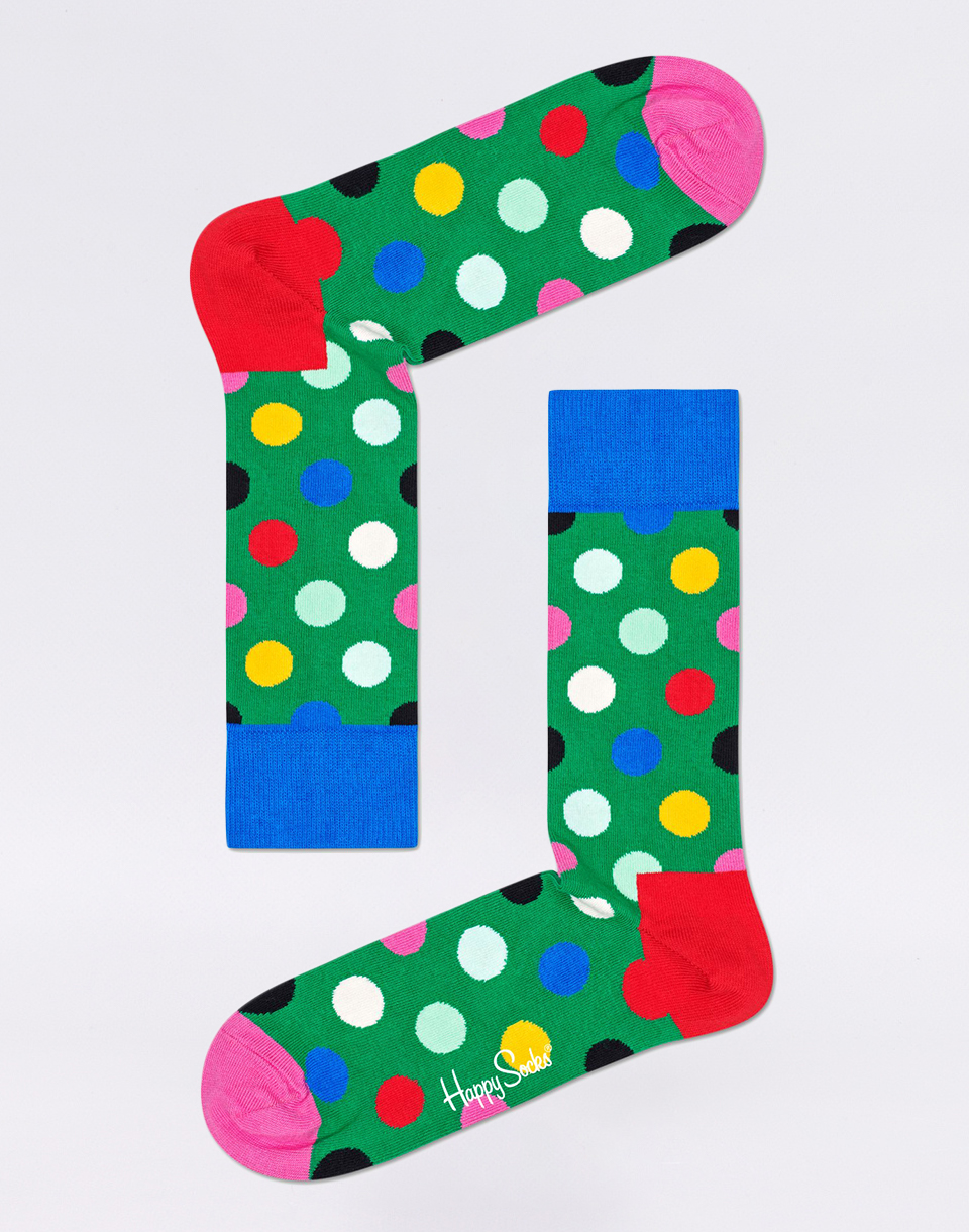 Happy Socks Big Dot BDO01 0100 41 46