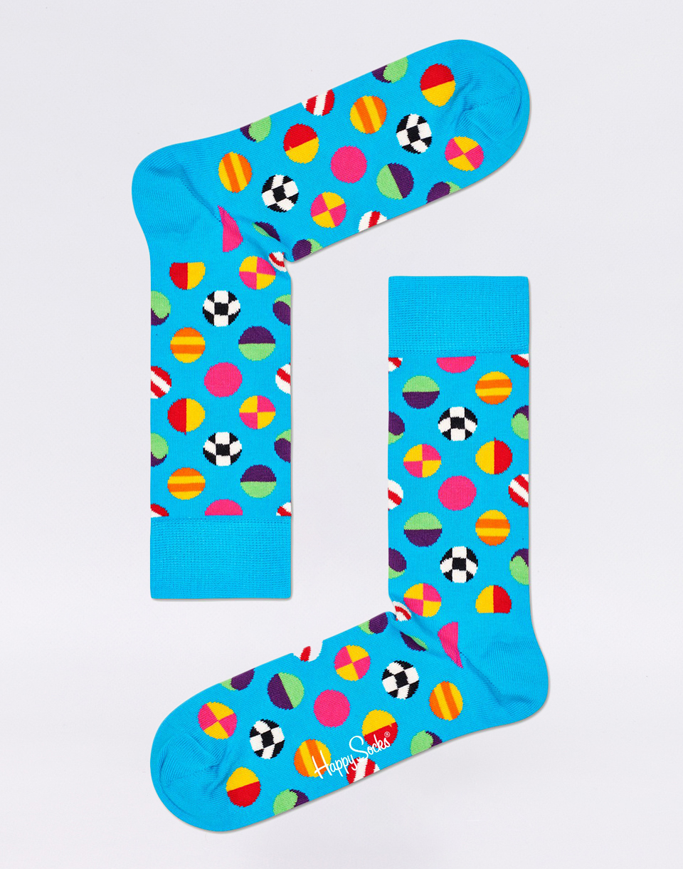 Happy Socks Clashing Dot CLD01 6700 41 46