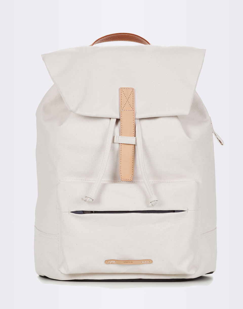 RAWROW Rucksack 512 Rugged Canvas 15 White