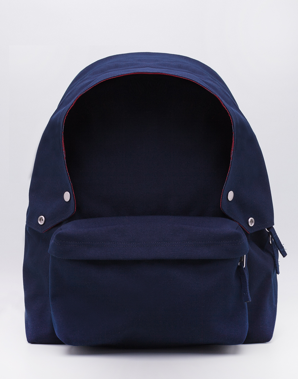 Eastpak x Raf Simons Padded Pak r Navy Canvas