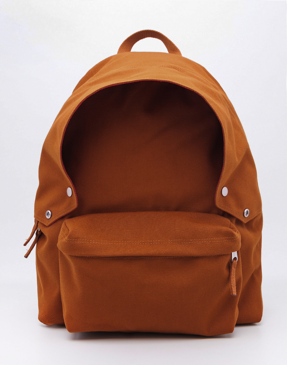 Eastpak x Raf Simons Padded Pak r Rust Canvas