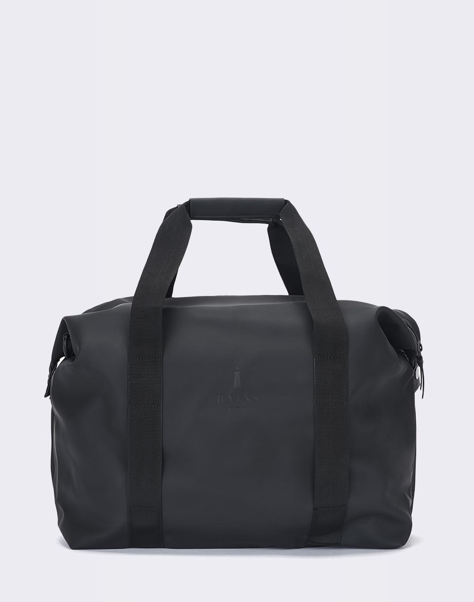 Rains Zip Bag 01 Black