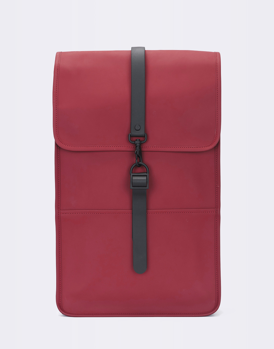 Batoh Rains Backpack 20 Scarlet + doprava zdarma