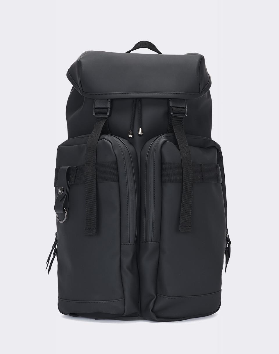 Batoh Rains Utility Bag 01 Black + doprava zdarma + novinka