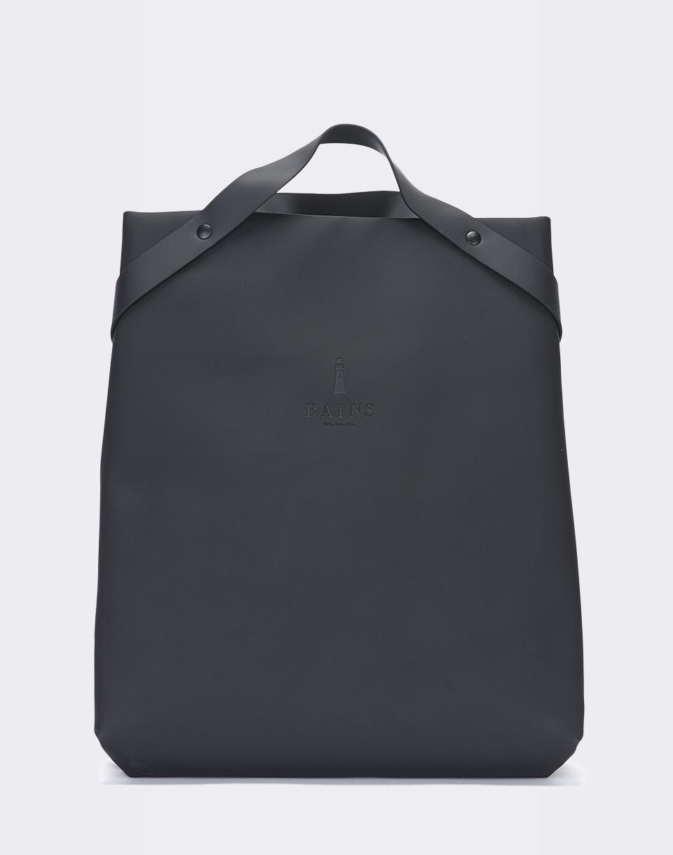Rains Shift Bag 01 Black