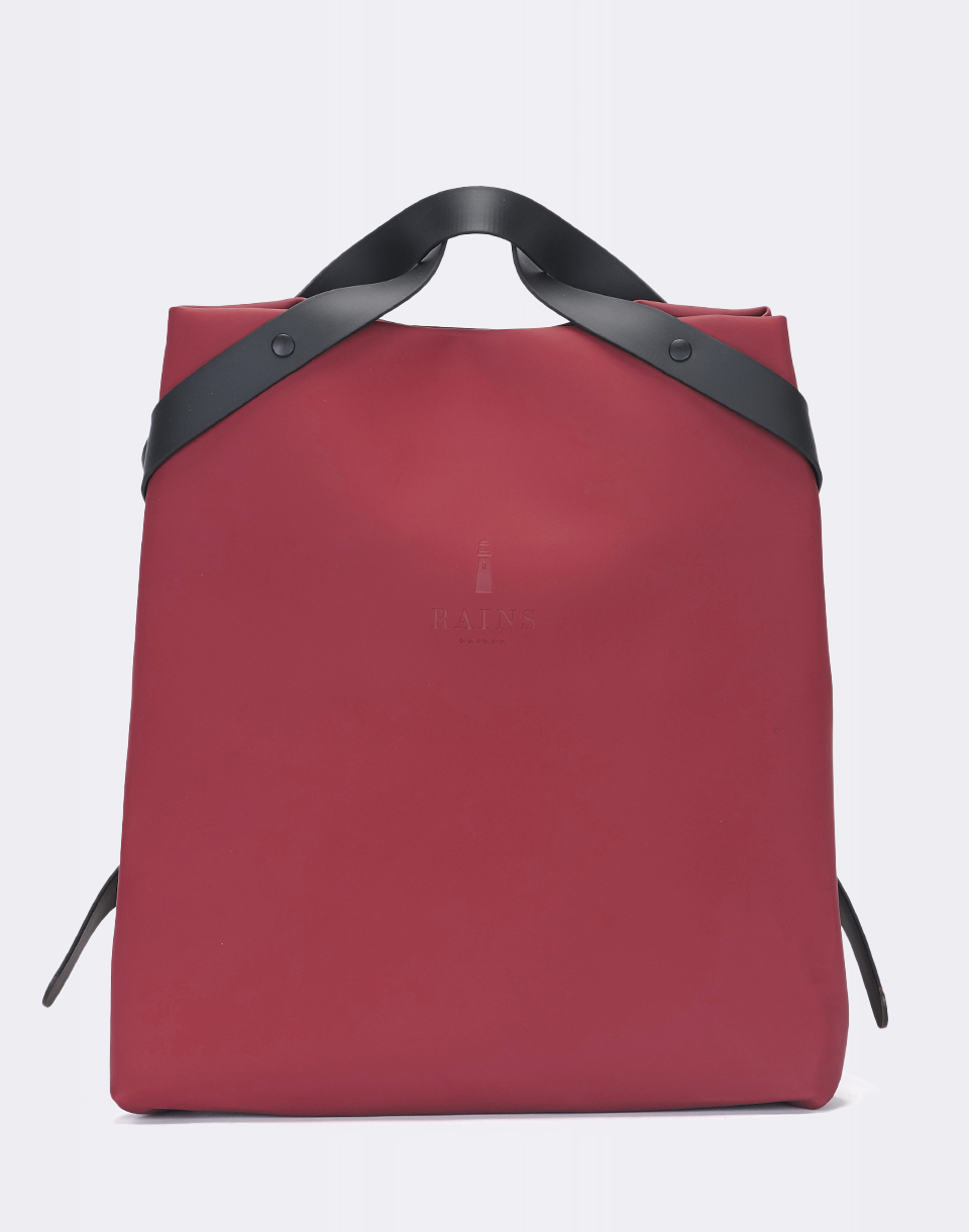 Rains Shift Bag 20 Scarlet