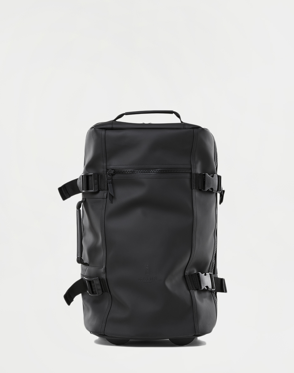 Rains Travel Bag Small 01 Black