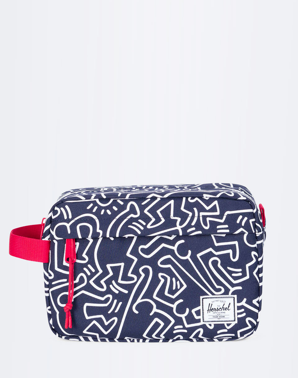 Na kosmetiku Herschel Supply Chapter Peacoat Keith Haring