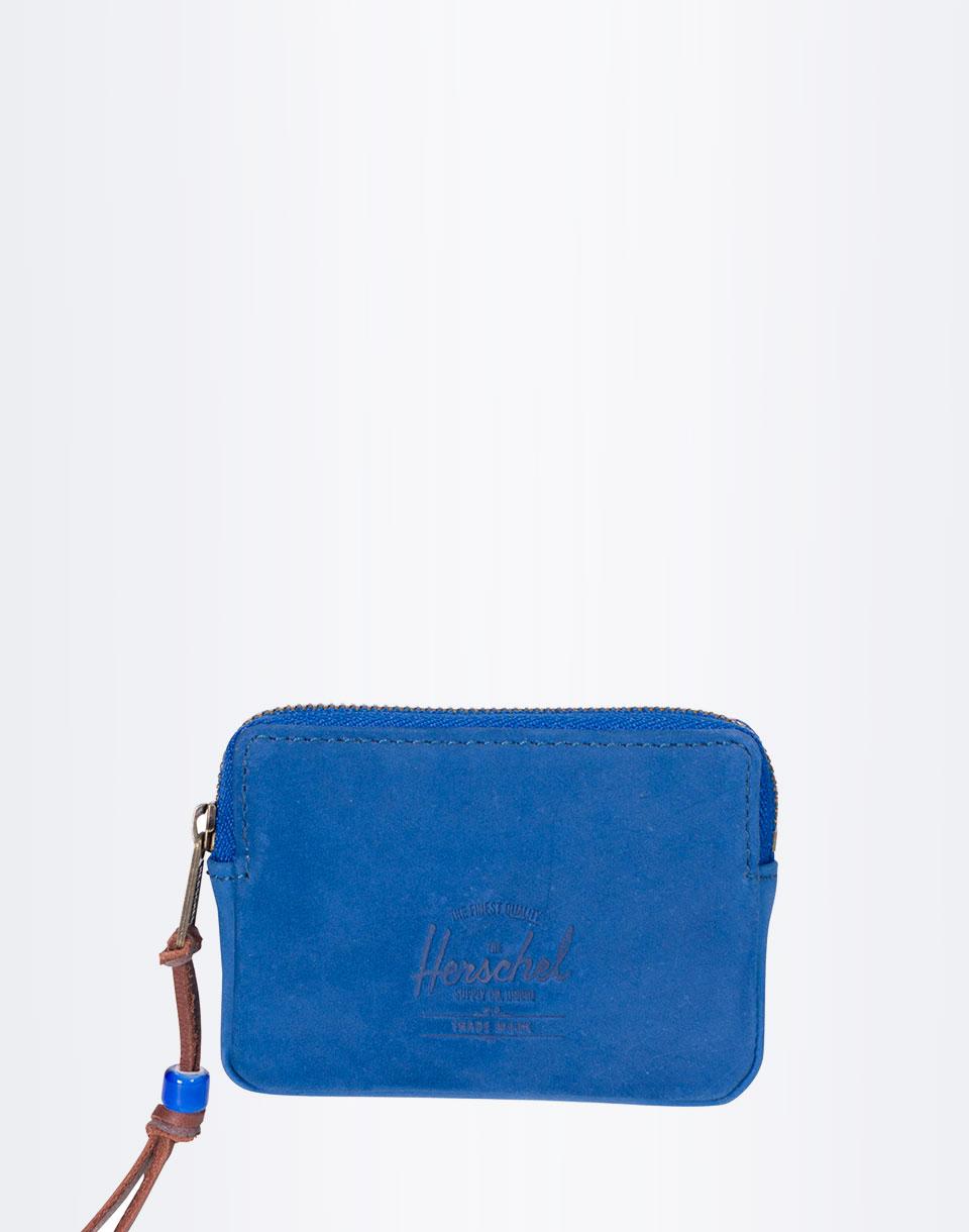 Peněženka Herschel Supply Oxford Pouch Leather RFID Surf the Web Leather + novinka