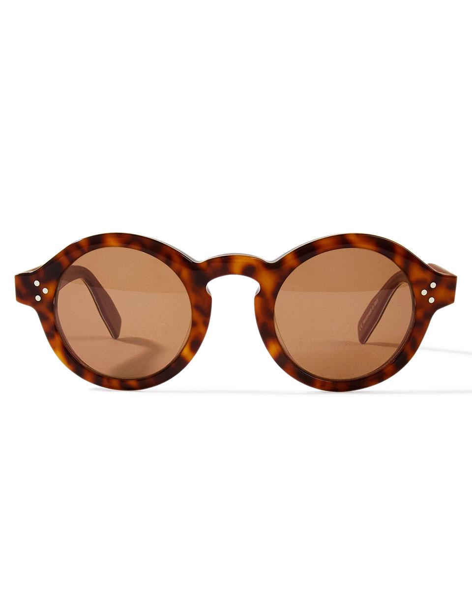 Sluneční brýle Zanzan Mizaru Havana And Mauve Brown Mono + doprava zdarma