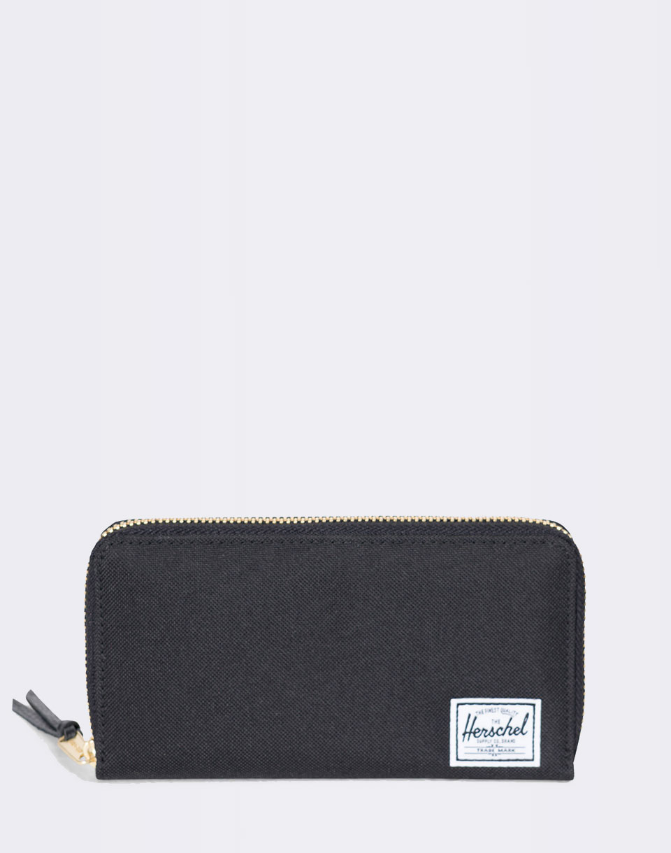 Herschel Supply Thomas RFID Black