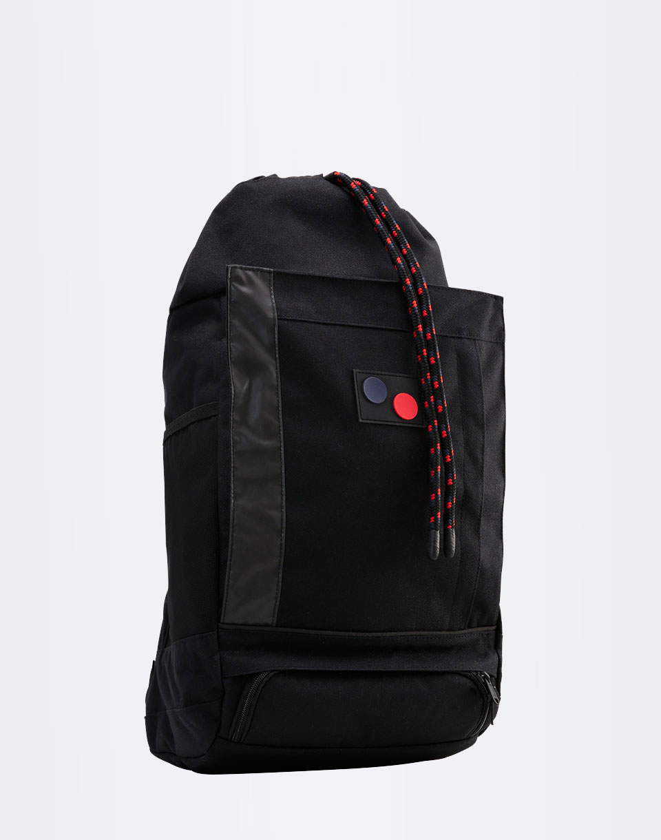 Batoh pinqponq Blok Medium Licorice Black + doprava zdarma + novinka