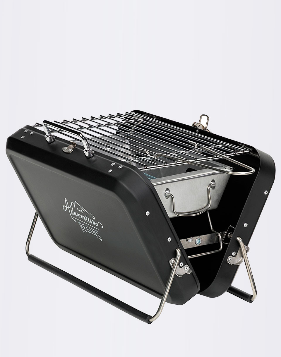 W   W Barbecue   Suitcase Style GEN075