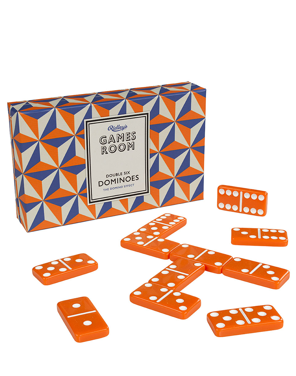 Hry W & W Dominoes GAM004