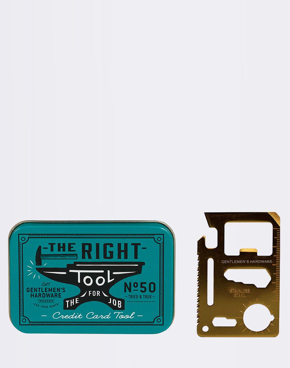 Cestování W & W Credit Card Tool GEN050