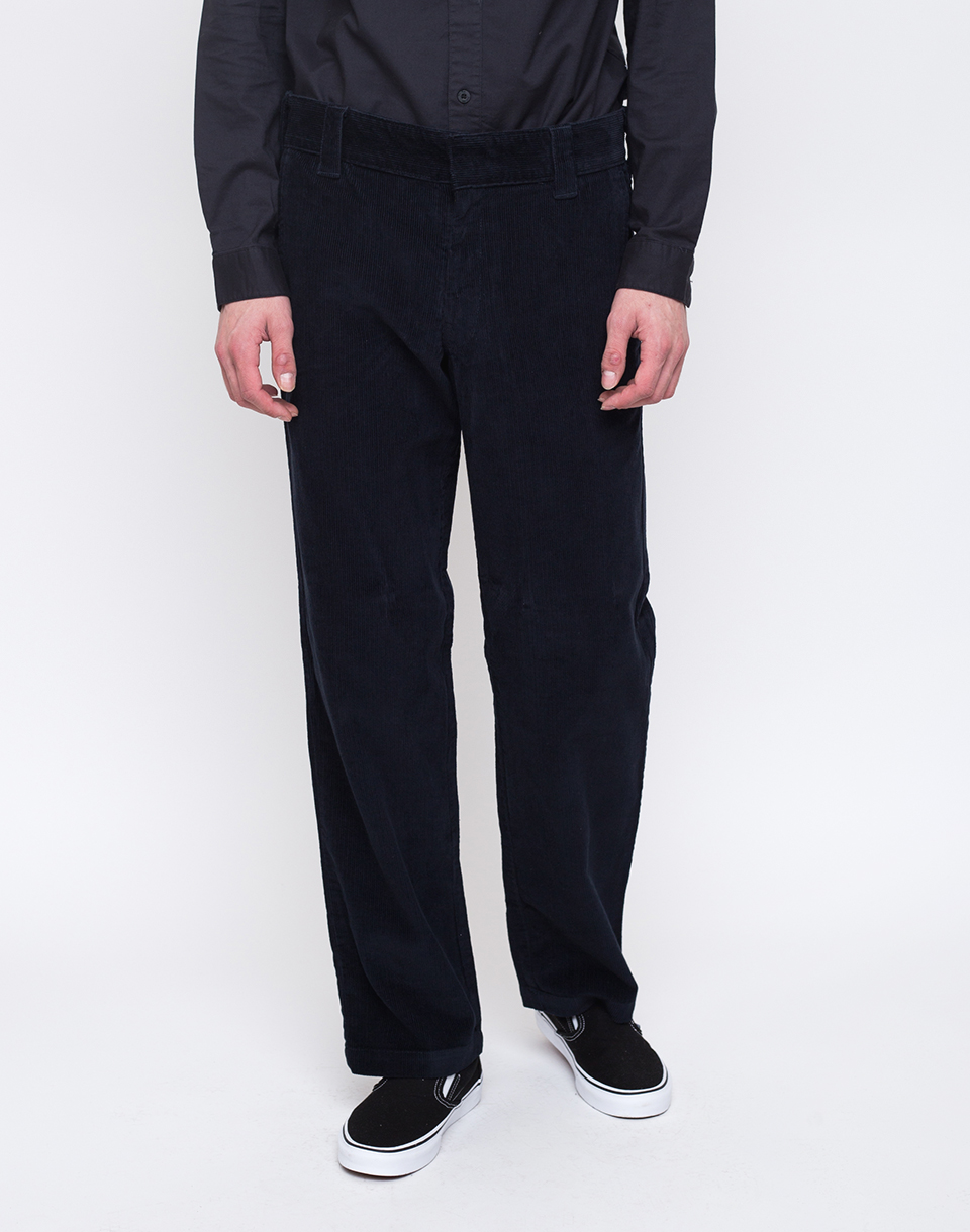 Dickies WP873 Cord Dark Navy W33/L34