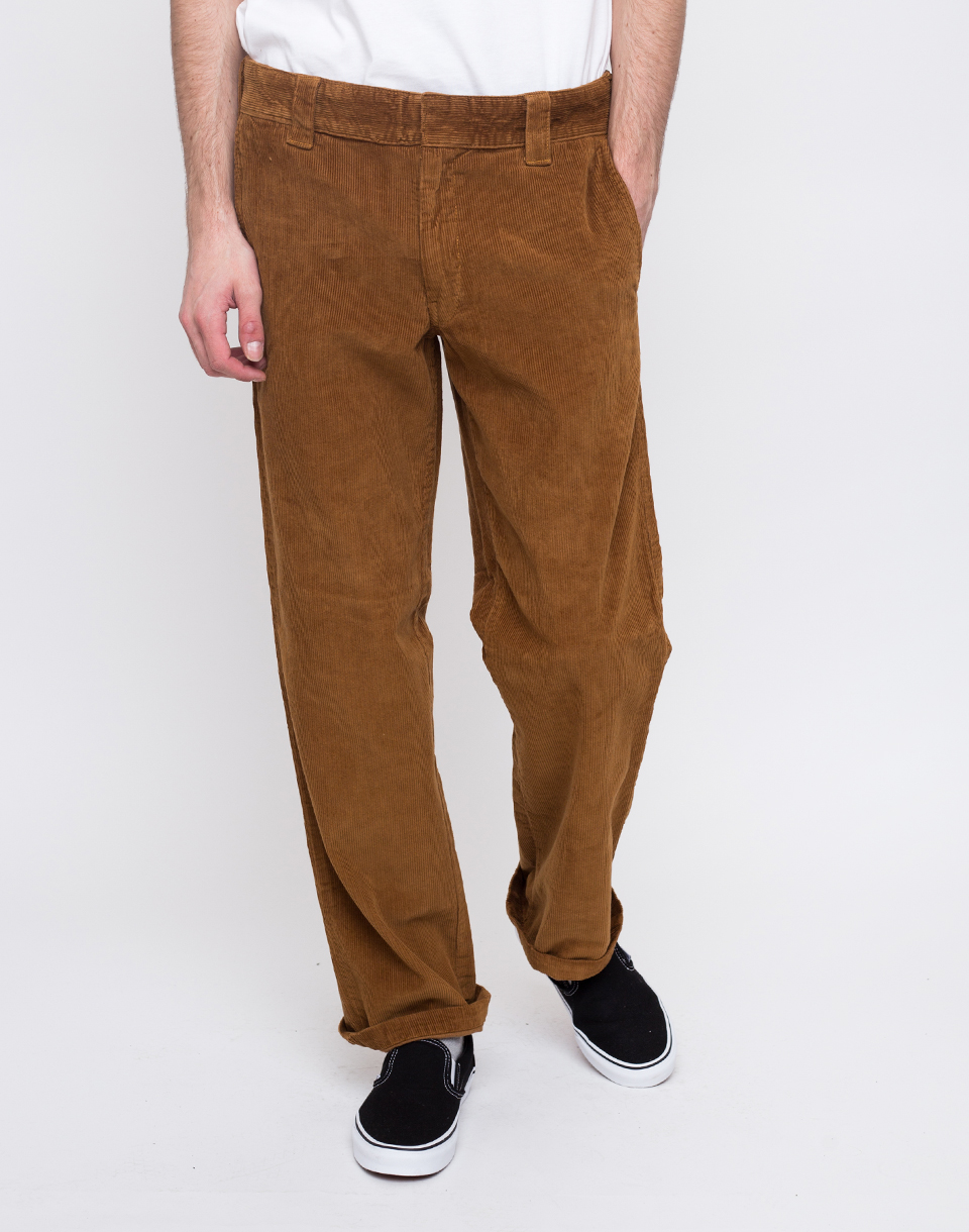 Dickies WP873 Cord Brown duck W28/L32