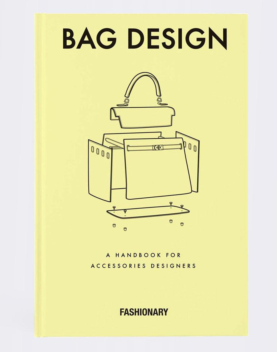 Knihy Fashionary Bag Design + novinka