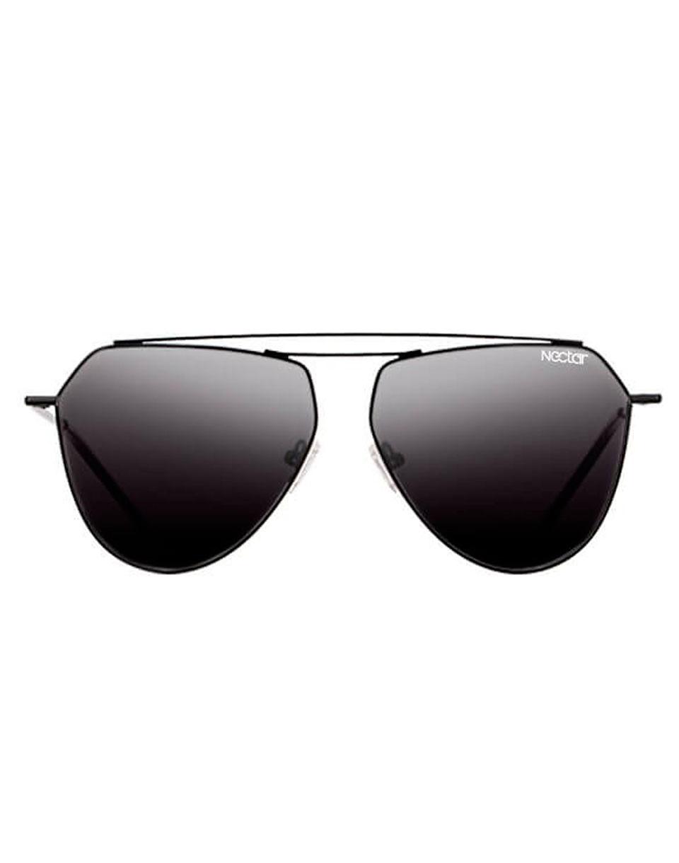 Sluneční brýle Nectar Alpha Polarized Black / Black + novinka