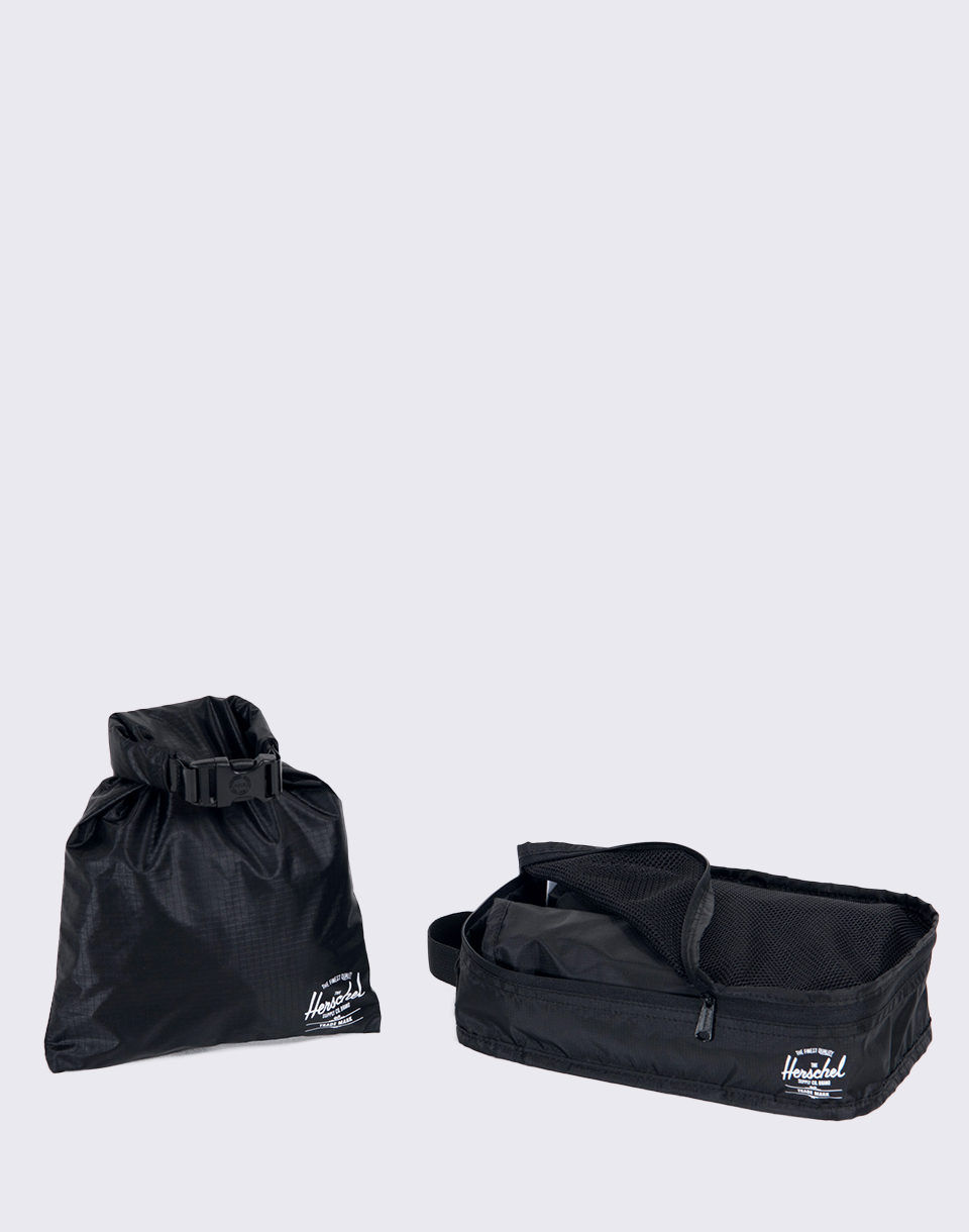 Herschel Supply Travel Organizers Black