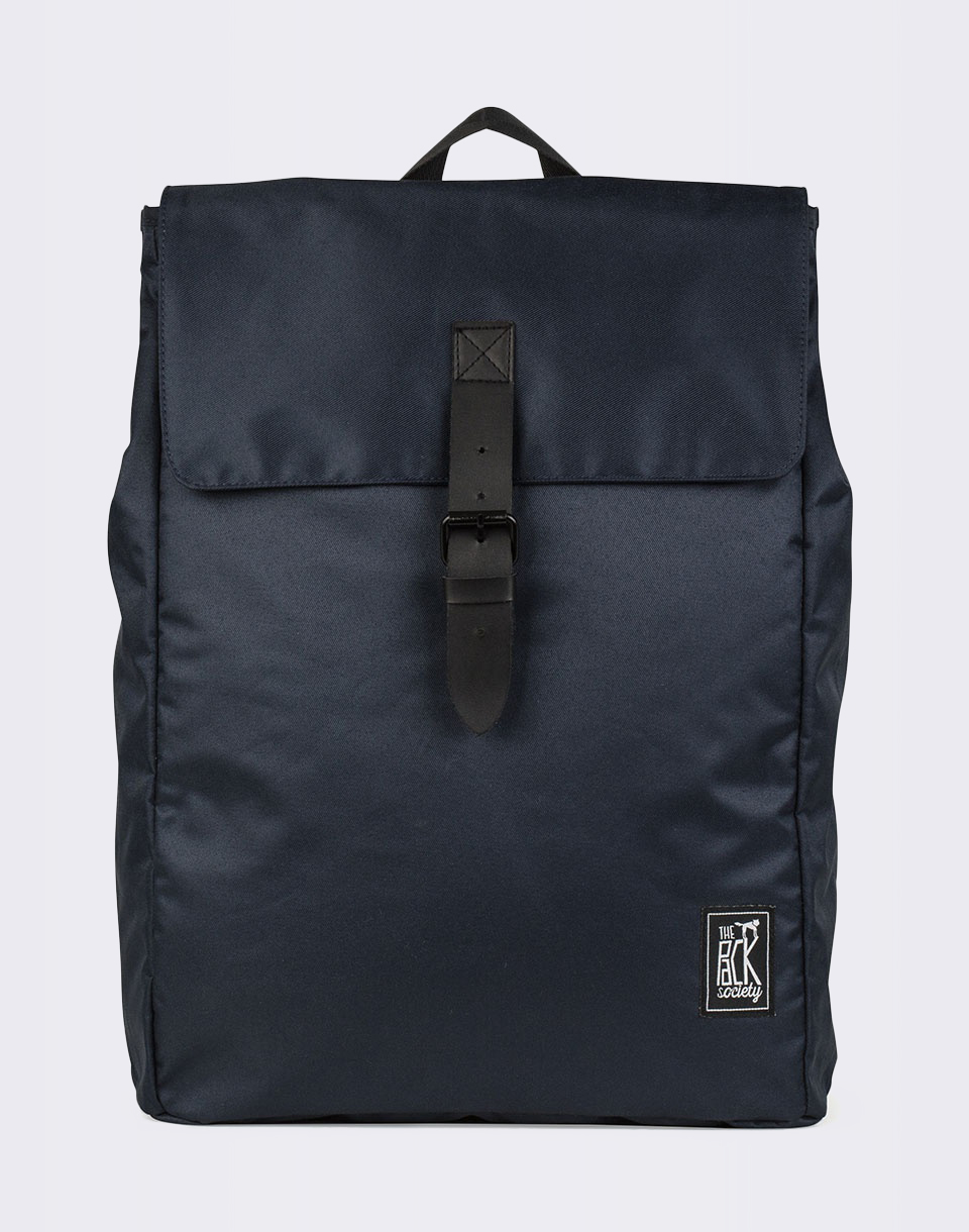The Pack Society Square Solid Dark Blue