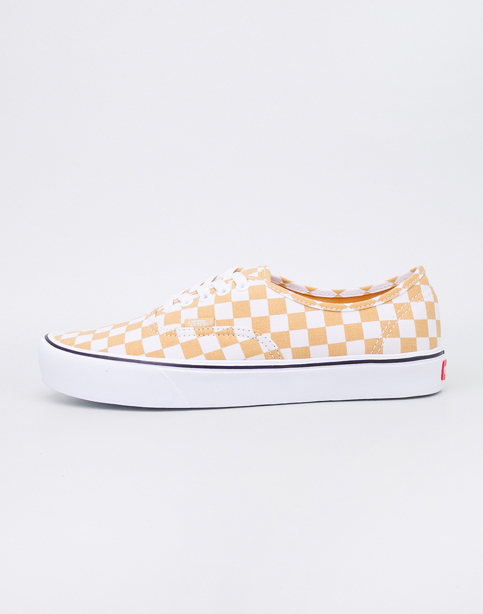0bce110df7f Vans Authentic Lite Ochre True White 42