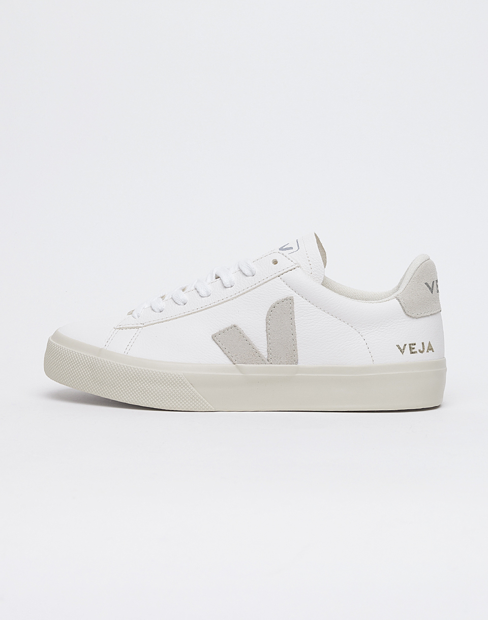 Veja Campo EXTRA WHIITE_NATURAL SUEDE 37