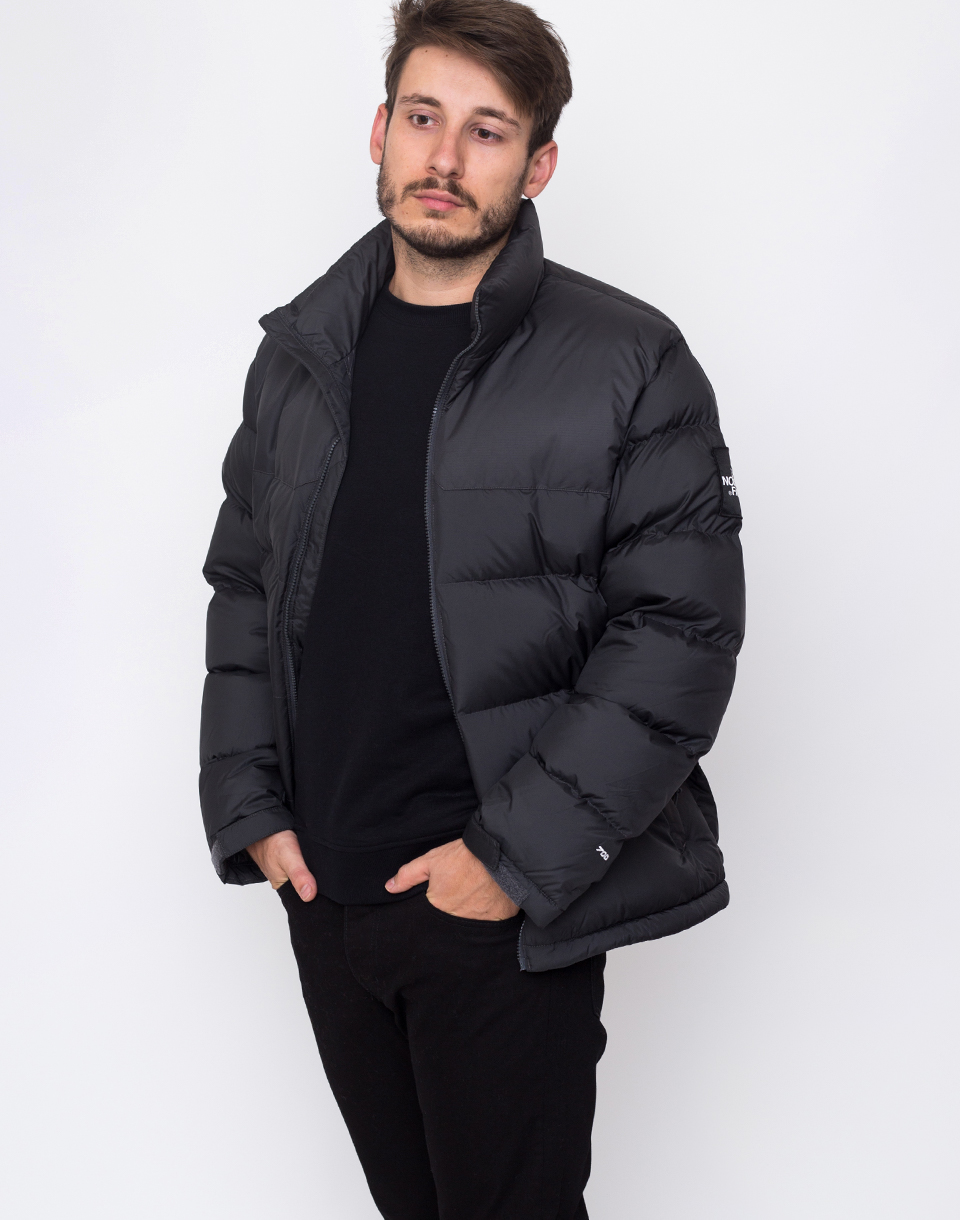 The North Face 1992 NUPTSE Asphalt Grey L