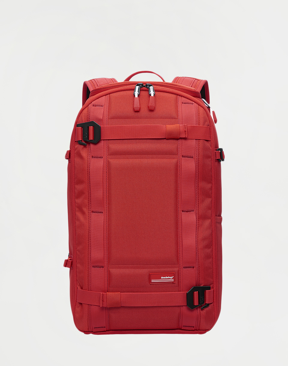 Db (Douchebags) The Backpack Scarlet Red