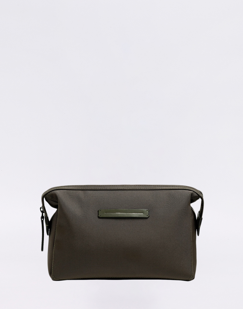 Horizn Studios Wash Bag Dark Olive