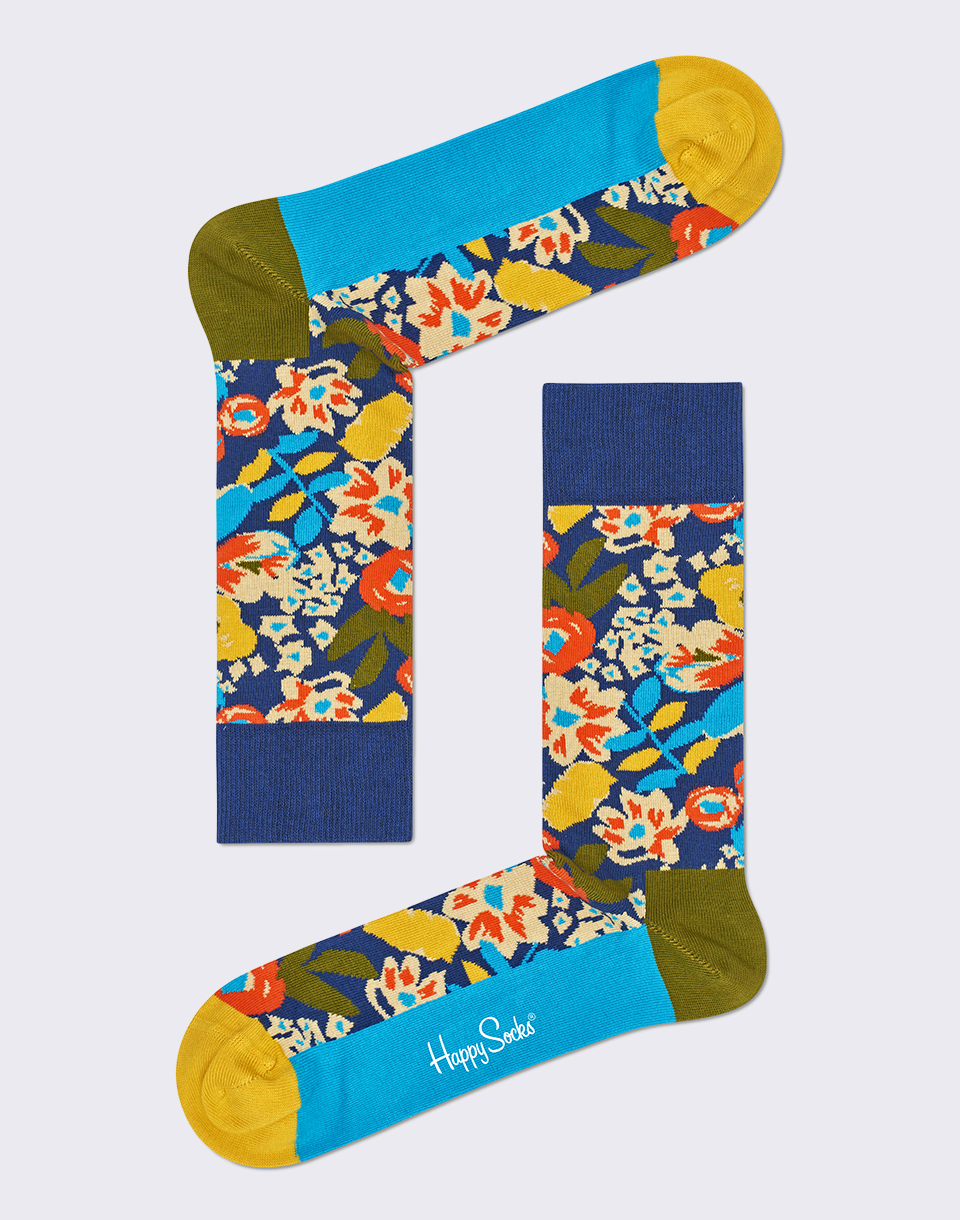 Happy Socks Wiz Khalifa Top Floor WIZ01 6001 36 40