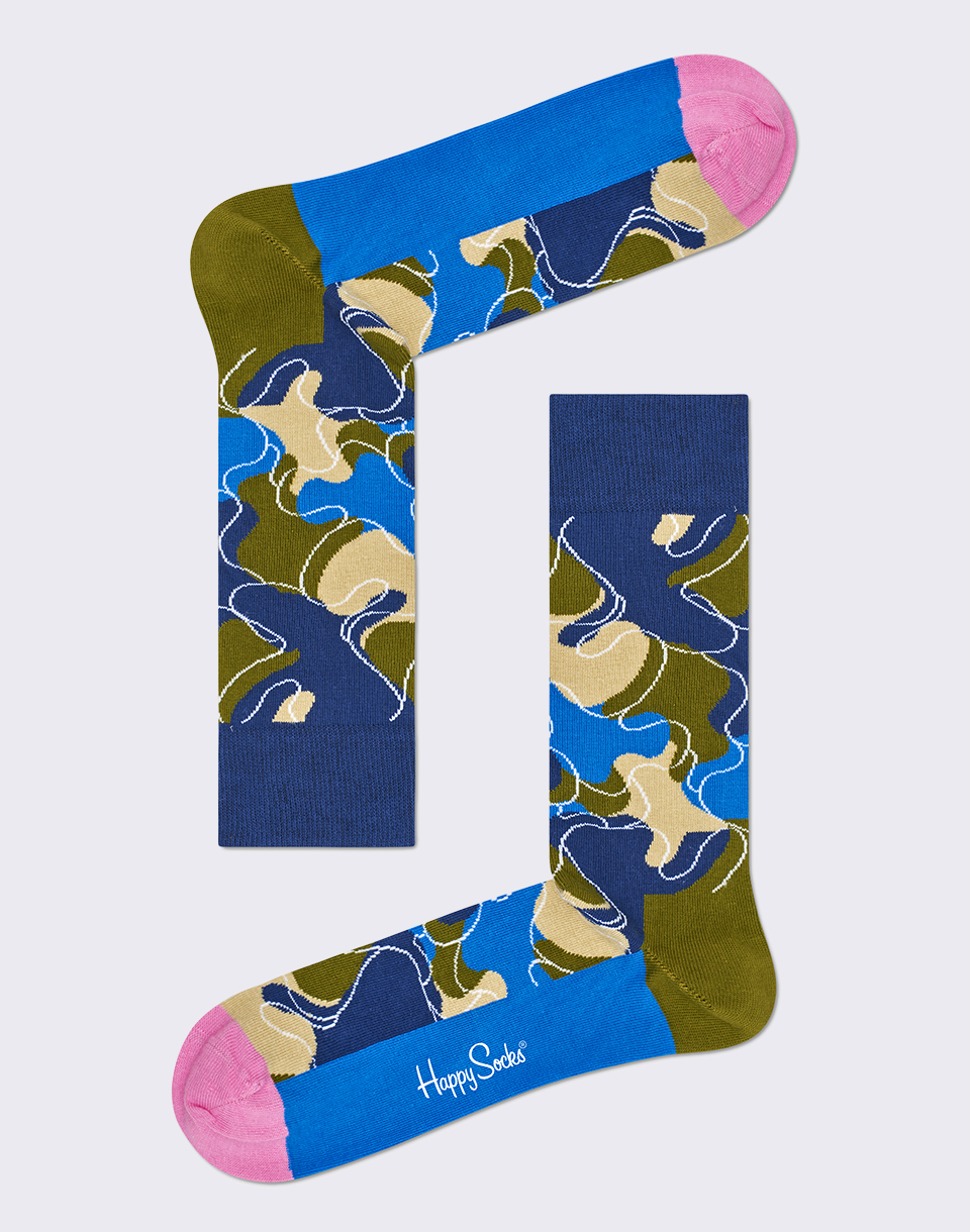 Happy Socks Wiz Khalifa Raw WIZ01 7000 36 40