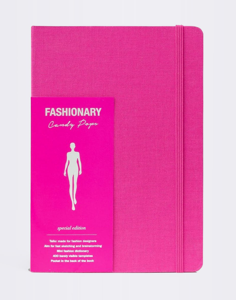 Knihy Fashionary Candy Pops Special Edition + novinka
