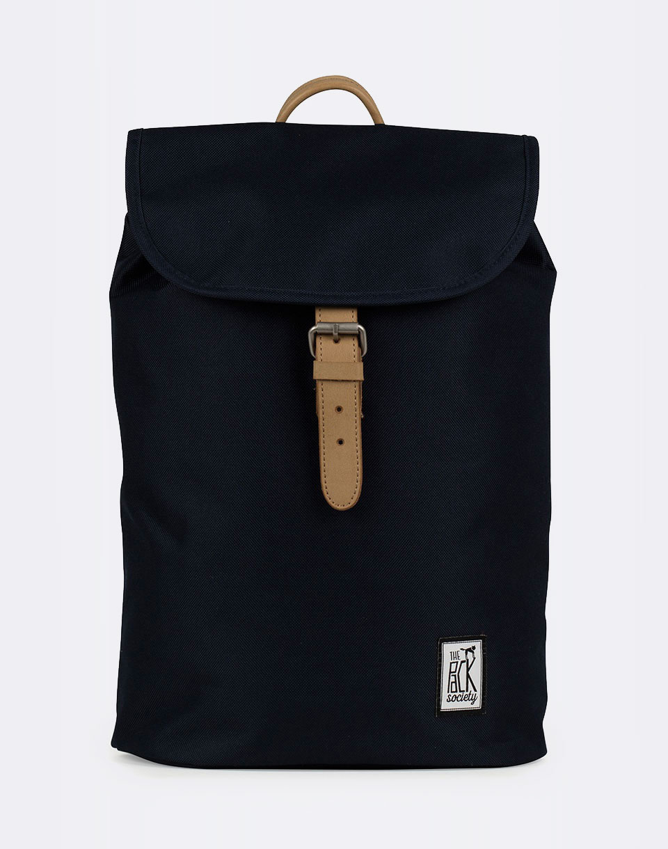 The Pack Society Small Solid Black 10l