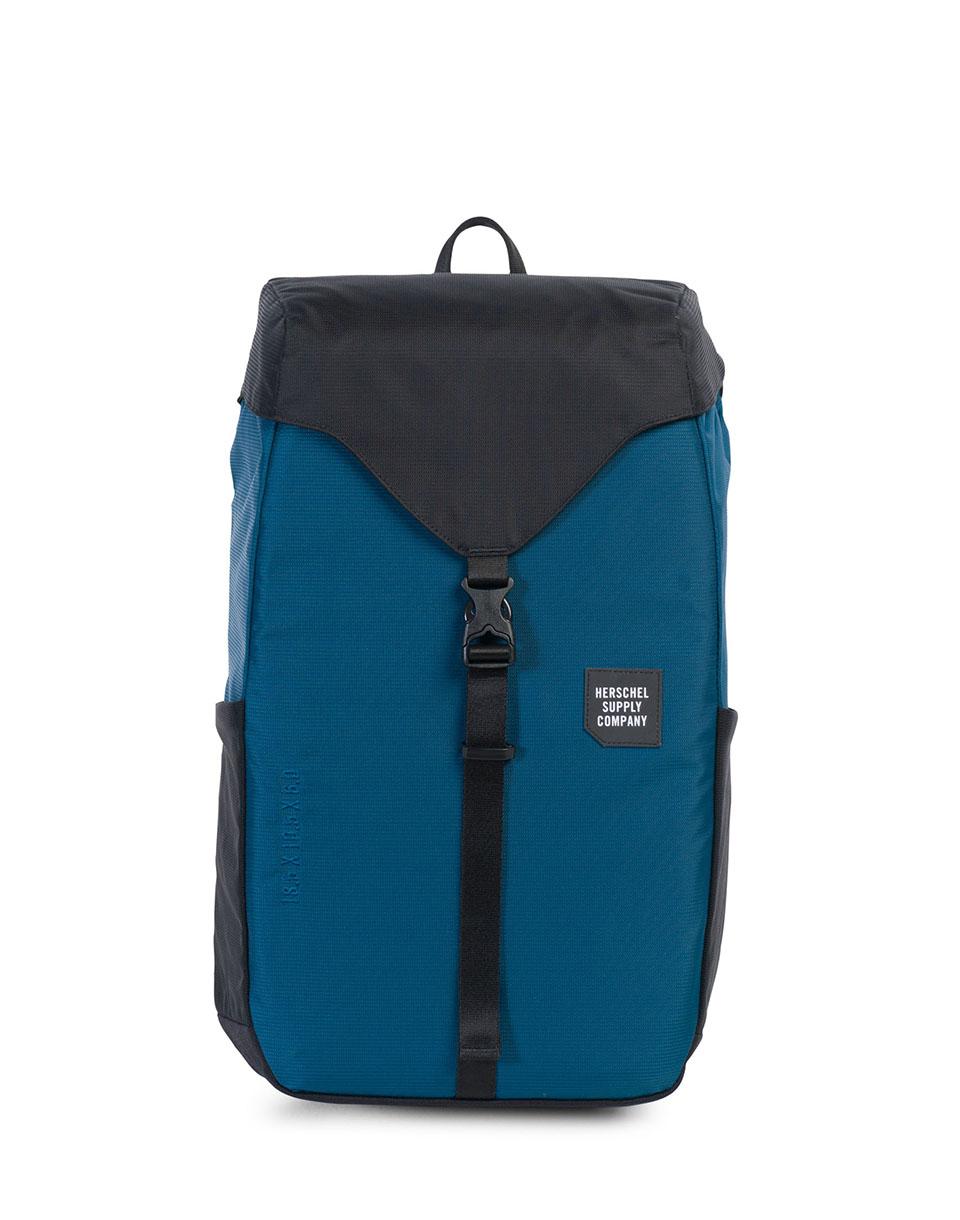 Batoh Herschel Supply Barlow Medium Legion Blue / Black + doprava zdarma