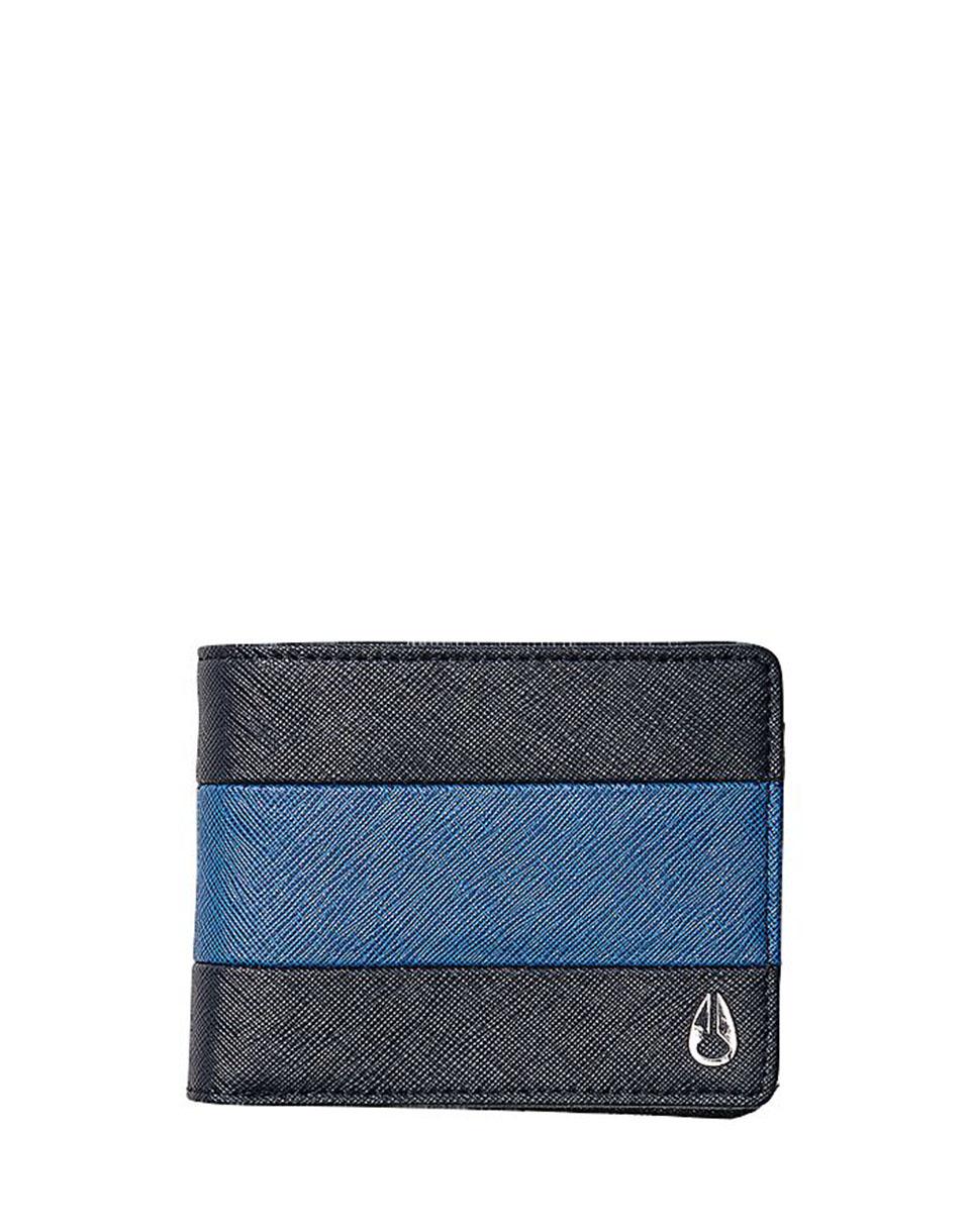 Peněženka Nixon Arc Bi-Fold Indigo / French Blue