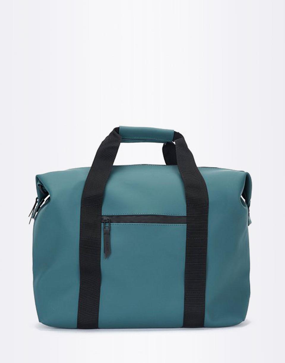 Rains Zip Bag 40 Dark Teal