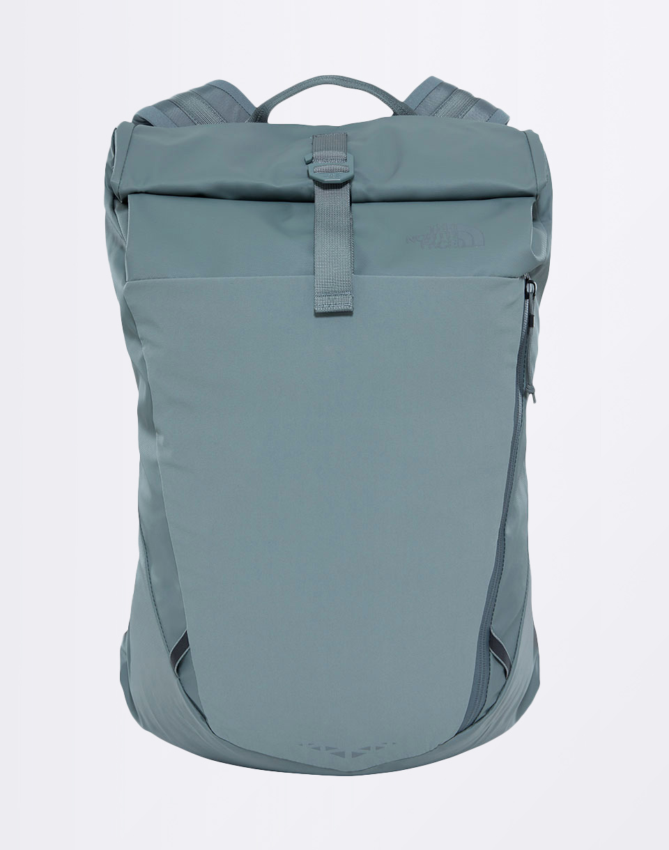 Batoh The North Face Peckham Sedona Sage Grey / Nasturtium Orange + doprava zdarma