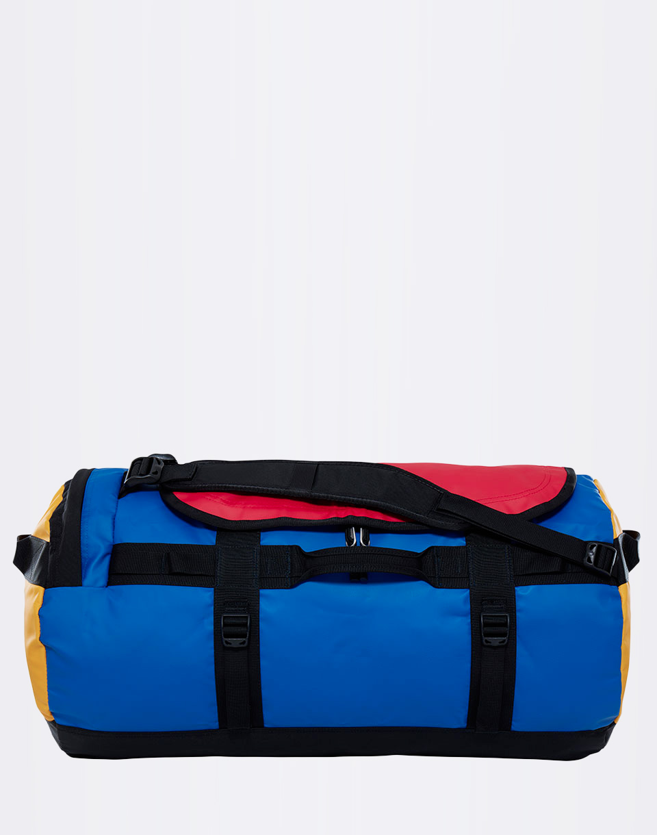 Batoh The North Face Base Camp Duffel - M Bright Cobalt Blue/TNF Black + doprava zdarma