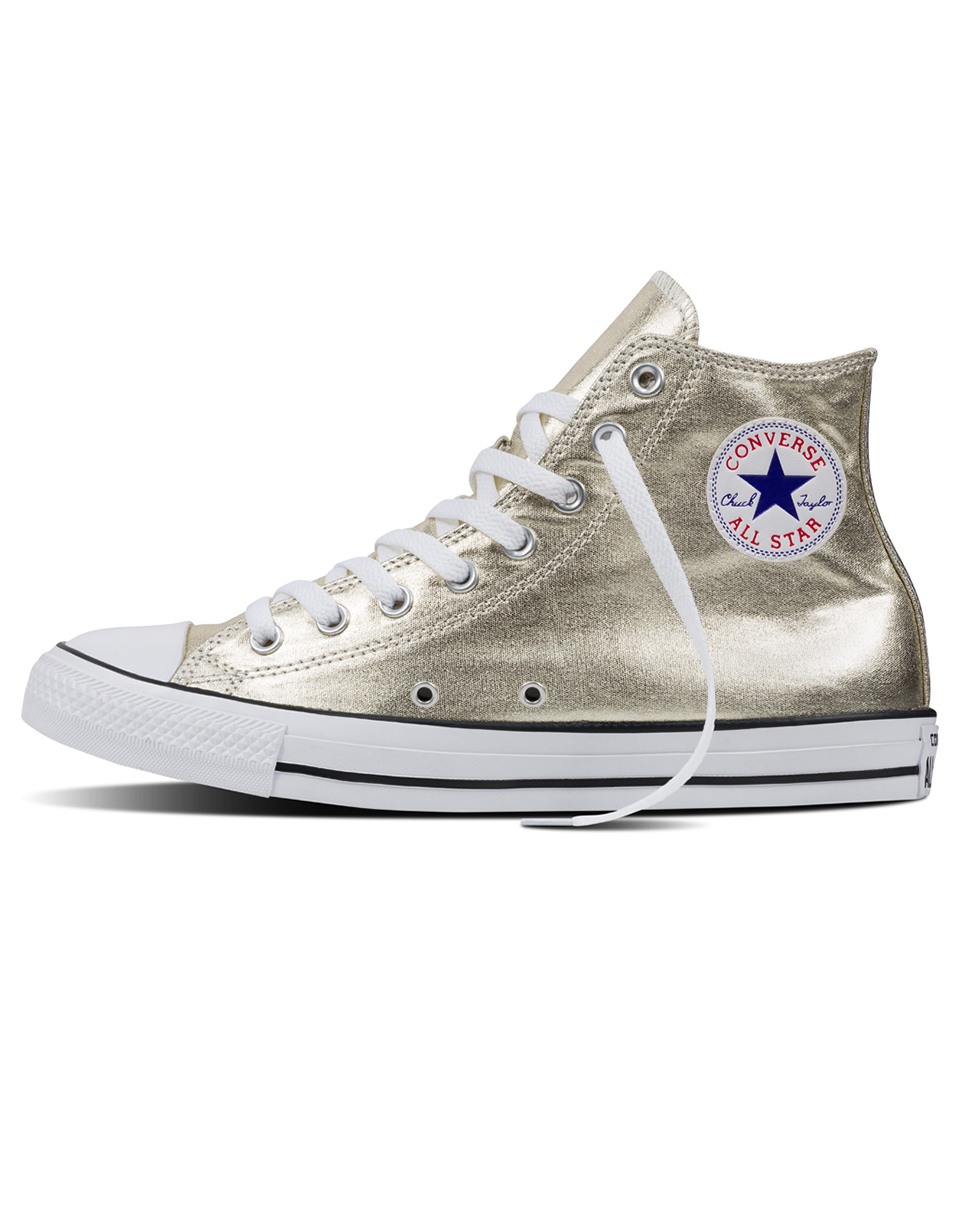 Sneakers - tenisky Converse Chuck Taylor All Star Light Gold/White/Black 38